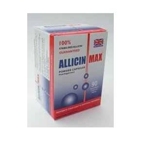 AllicinMax 90 cápsulas 180 mg
