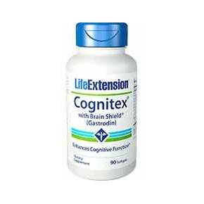 Cognitex Brain Shield Life Extension 90 cápsulas