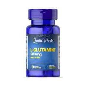 Glutamina-500-Puritan Pride
