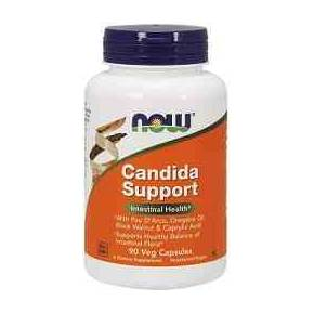 Candida Support Now 90 capsulas