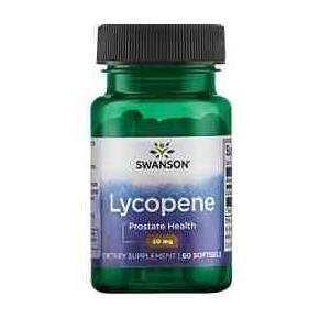 Licopeno 20 mg Swanson 60 cápsulas