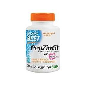 PepZin GI Dr Best 120 cápsulas