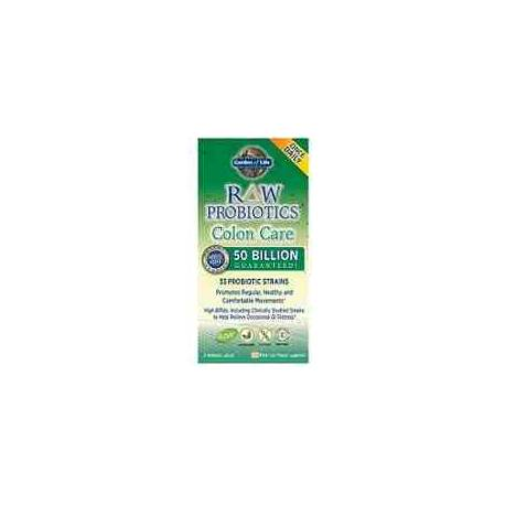 Raw Probiotics Colon Care - Garden of Life