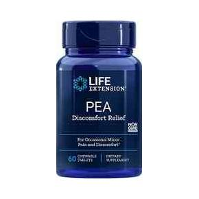 PEA Life Extension 600 mg - 60 cápsulas