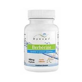 Berberina pura 300 mg 60 cápsulas Dynveo
