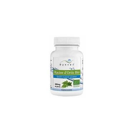 Raíz de Ortiga Bio Concentrado 500 mg 60 cápsulas Dynveo