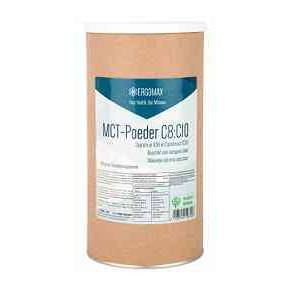 MCT Powder C8 y C10 400 g - Ergomax - Caprílico y Cáprico