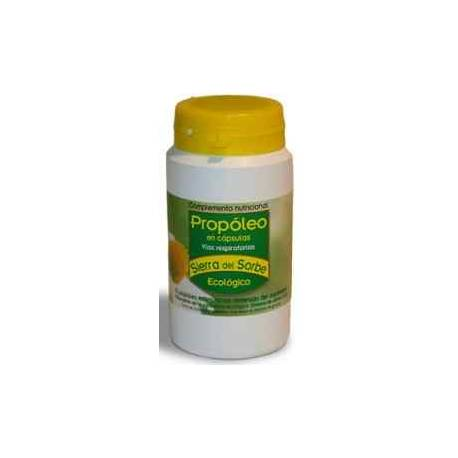 Propóleo Ecológico Sierra del Sorbe 100 cápsulas 300 mg