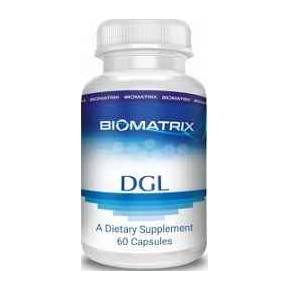 DGL Biomatrix 60 cápsulas