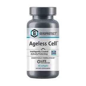 Ageless Cell Geroprotect Life Extension 30 cápsulas