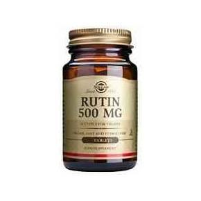 Rutina 500 mg Solgar 50 tabletas