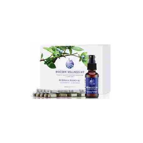 Biocidin Wellness Kit Bio Botanical Research