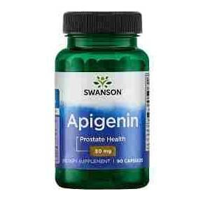 Apigenina 50 mg Swanson 90 cápsulas