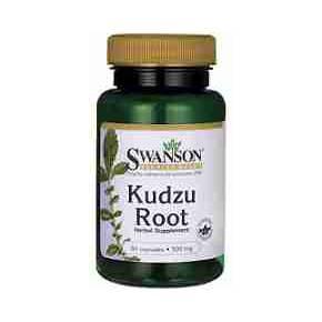 Kudzu Root Swanson 500 mg 60 cápsulas