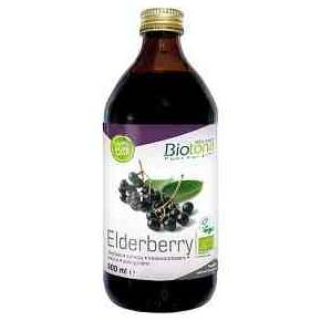 Elderberry Biotona - Jugo de Saúco Bio 500 ml