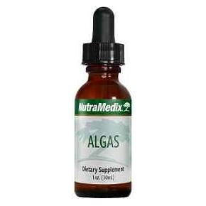 Algas Metal Detox 30 ml Nutramedix