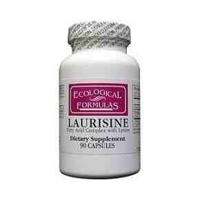 Laurisine Ecological Formulas 90 cápsulas