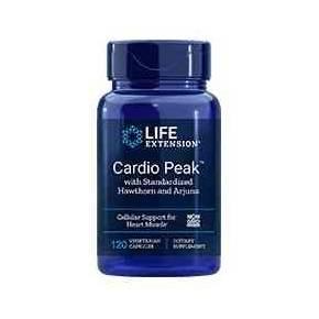 Cardio Peak Life Extension 120 cápsulas - Espino Blanco y Arjuna
