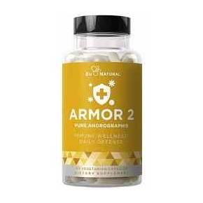 Armor 2 - Andrographis - EU Natural - 60 cápsulas