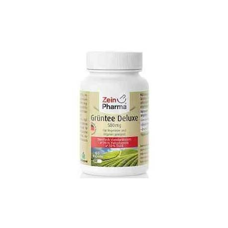 Gruntee Deluxe ZeinPharma - Te Verde Extracto 500 mg