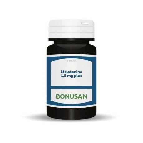 Melatonina 1'5 mg plus de Bonusan, 90 tabletas
