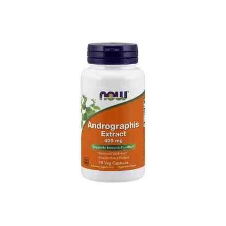 Andrographis Extracto 400 mg Now 90 cápsulas
