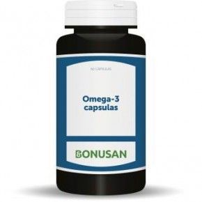 Omega 3 Bonusan, 60 cápsulas