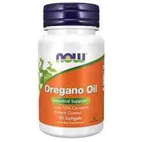 Aceite de Orégano Now 90 cápsulas