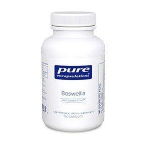 Boswellia Pure Encapsulation, 60 cápsulas