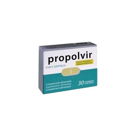 Propolvir Bioserum, 30 comprimidos