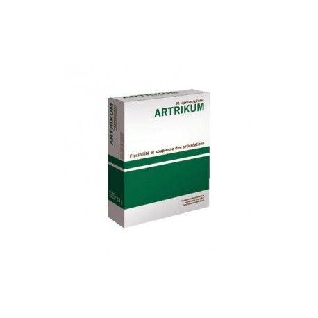 Artrikum Bioserum, 30 cápsulas